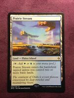 Prairie Stream BFZ Battle for Zendikar  VO  -  MTG Magic (Mint/NM)