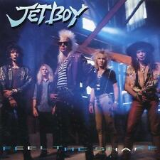 Jetboy - Feel The Shake (CD Jewel Case - Rock Candy Reissue)