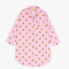 Kakao Friends Women Ryan Pink Pajama OPS Cozy Home Wear Sleepwear Free Size