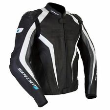 Spada Men Leather Motorcycle Jackets with CE Approved Armour