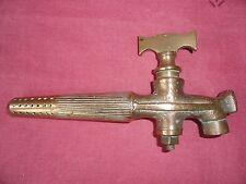 Vintage Cuivre Robinet \ robinet L - 20 cm