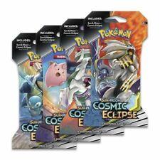 Pokemon SUN & MOON COSMIC ECLIPSE Manga Booster Pack (24 paquetes de un montón)