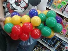 40 palle palline plastica leggere morbide kit gioco  qualità giocattolo toy a35
