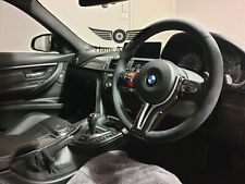 Carbon Fiber Steering Wheel Trim Cover For BMW M2 F87 M3 F80 M4 F82 M6 X5M X6M