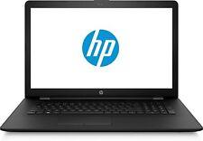HP 17.3 HD LED laptop,Intel Core i5 7200U/8G RAM/1TB HDD/DVD/Win10-Black