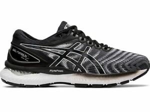 Asics Gel Nimbus 22 Mens Running Shoes (2E) (100)