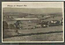 SZT Early Postcard, Alteryn, Newport, Monmouthshire