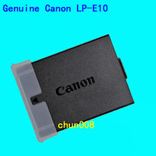 Genuine Canon LP-E10 Battery for EOS 1300D KissX50 X70 X80 X90 Rebel T3 T5 T6 T7