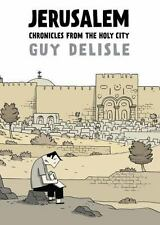 Jerusalem: Chronicles from the Holy City, Guy Delisle Book