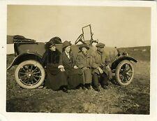 RA690 Original Old PHOTOGRAPH - Oldsmobile Vintage Car - Jersey 1920s