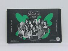 Girls Generation Phantasia 4th Tour in bangkok  Ticket Card SNSD kpop