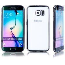 Premium Housse TPU Noir Pour Samsung Galaxy S6 Edge Plus G925F Nouveau Sac