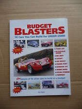 KIT CARS. 10 Cars You Can Build for under £5000.  Budget Blasters. 2002.