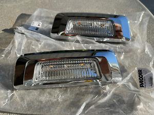 Kenworth T680 Oem Fender Turn Signal Lights/ Marker Lights P54-1287 PACCAR