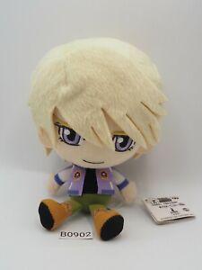 "Tiger & Bunny B0902 Ivan Karelin Banpresto 2012 Plush 6"" TAG Toy Doll Japan"