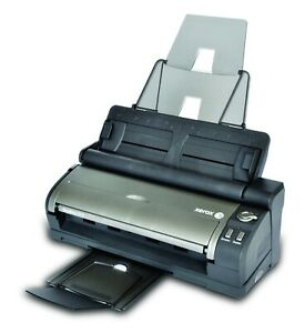 Xerox Documate 3115  portable High speed duplex A4 scanner with dock