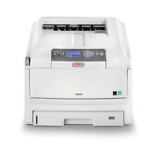 Oki C830dn Farblaserdrucker A3 Duplex Lan USB nur 4.081 Seiten #3