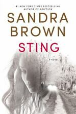 Sting by Sandra Brown - HARDCOVER - BRAND NEW!