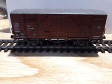 Echelle HO : Wagon couvert 21 riv 80 DB 1129698 ROCO 4301