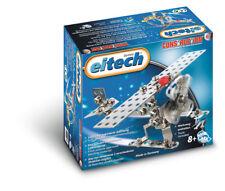 Eitech c67 metallbaukasten avión-helicóptero construction