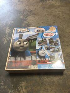Thomas & Friends 7 Wooden Puzzles NIB New Ages 3 & Up Thomas The Train B03