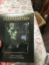 Frankenstein: The Legacy Collection  DVD Boris Karloff, Basil Rathbone, Cedric H
