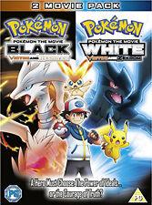 DVD:POKEMON THE MOVIE WHITE - VICTINI AND ZEKROM / POKEMON  - NEW Region 2 UK