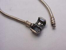 Original Pandora Beads Bettelarmband Armband  590702HV Silber Charms 19cm  Nr.5