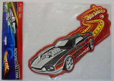 MATTEL HOT WHEELS 2009 13'' WALL DECORATION STICKER GREEK EXCLUSIVE MISP