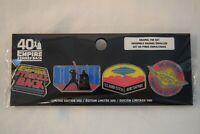Funko Disney Star Wars Empire Strikes Back 40th Pin Set Target Exclusive LE 500!