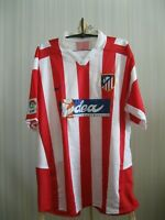 Atletico Madrid 2002/2003 Home Size XL Nike football shirt jersey maglia maillot