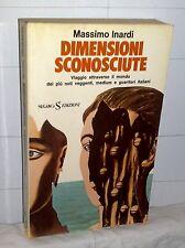 Inardi Massimo  DIMENSIONI SCONOSCIUTE  Sugarco 1975
