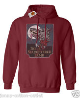 Slaughtered Lamb Hoody American Werewolf in London mens ladies unisex hoodie 45