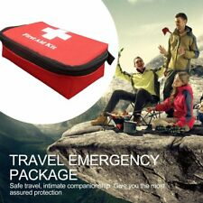 Travel Emergency Survival Bag Mini Portable First Aid Kit For Home & Outdoor SP