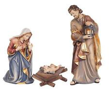 Statue Size Holy Family Woodcarvings - Kostner by PEMA Woodcarvings - Church Use
