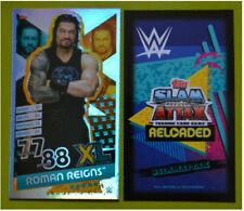Topps Slam Attax Reloaded 2020 WWE XL Carte #XL6 Roman Reigns