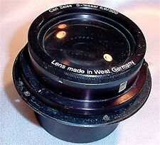 Legendary Carl Zeiss S-Tessar 5.6/300 Lens Made in Germany