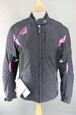 RICHA KAYLA LADIES WATERPROOF TEXTILE BIKER JACKET + CE ARMOUR & THERMAL LINING
