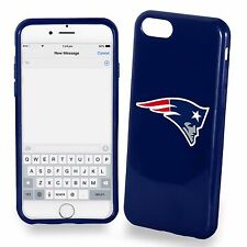For iPhone 7 PLUS Large Model New England Patriots TPU Soft Gel Protective Case