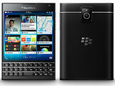 Blackberry Passport - 32 GB - Black - Smartphone