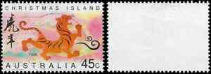 Chrismas Island - Australia - Selection of Chinese New Year Stamps  - USED