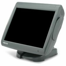 """Micros Workstation 5A Ws5A 15"""" Touchscreen Pos Terminal WinCe Cal + Stand"""
