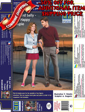 Master Box 24029 Bob and Sally - The Happy Couple in Love plastic model kit 1/24
