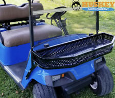 Front Clay / Cargo Basket for EZGO TXT Golf Cart w/ Mounting Brackets