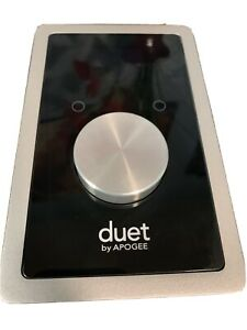 Apogee Duet 2 Mac Interface with Breakout Box Included