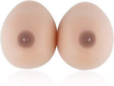 Vollence Silicone Breast Forms Boobs Mastectomy Prosthesis Transgender EL0133