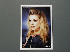 Doctor Who. 2005  Promotional Postcard. Rose. Billie Piper.
