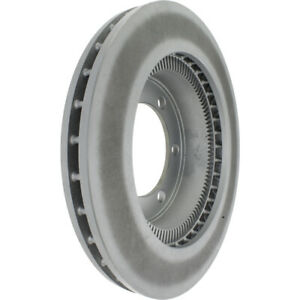 Disc Brake Rotor Rear,Front Centric 320.83015