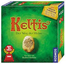 KOSMOS Familienspiele Keltis Mitbringspiel Strategiespiel Spiel ab 7 J 699277