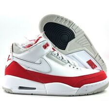 Nike Air Jordan 3 Retro TH SP Tinker Air Max 1 White Red CJ0939-100 Men's 9.5